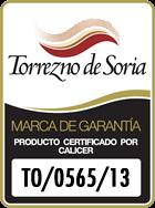 Marca de Garatía Torrezno de Soria-Cárnicas Hnos. Giaquinta
